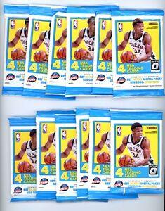 2017-18 Donruss Optic Basketball 12x FACTORY SEALED PACK Lot Tatum, Mitchell?