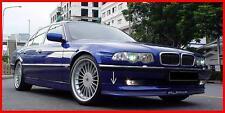 BMW E38 FRONT SKIRT / SPOILER / LIP / VALANCE - ALPINA look !!! NEW !!! NEW !!