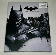 Batman Arkham Origins Limited Edition Hardcover Strategy Guide With Lithographs