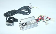 36V 1000W E-Bike Speed Control Brushed Motor Controller&Thumb Throttle Scooter