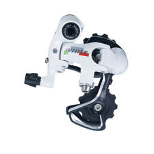 microSHIFT 10 Speed Short Cage Road Bike Rear Derailleur For Shimano 10S White