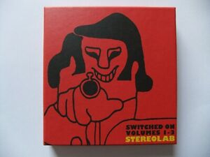Stereolab: Switched On Volumes 1-3 (4 CD box set)