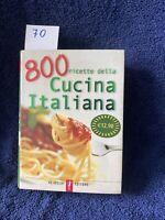 800 Ricette Cucina Italiana