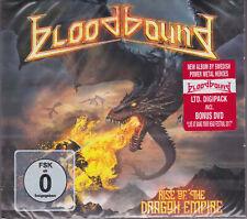 Bloodbound 2019 CD/DVD - Rise Of The Dragon Empire (Ltd. Digi.) Sabaton - Sealed