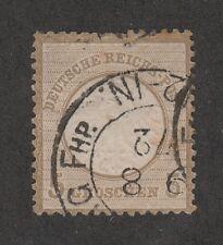 Kappysstamp 11018-02 Germany Republic Scott 6 Used Perf Fault Retail $95