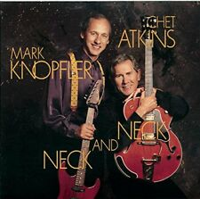 Mark Knopfler and Chet Atkins / Neck And Neck *NEW* CD