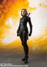 Bandai S.H.Figuarts Black Widow (Avengers / Infinity War) Japan version