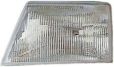 Headlight Lens-Assembly Left Dorman 1590286 fits 98-00 Ford Ranger