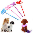 Flexible Lead Neck Wire Harness Pet Leash Nylon Rope Dog Cat Wing Angel Random