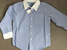 Gap Formal Striped Shirts (2-16 Years) for Boys