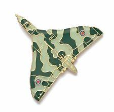 RAF Royal Air Force Vulcan Bomber Pin Badge Official Product