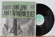 "Curtis Jones LP ""Lonesome Bedroom Blues"" Delmark 605 ~ Mono ~ VG++"
