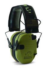 Walkers WGE-GWP-RSEMPAT-ODG Razor Patriot OD Green, Ultra Low Profile Ear Cups
