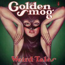 GOLDEN SMOG - WEIRD TALES - NEW COLOURED VINYL LP (INDIES ONLY)