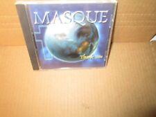 MASQUE - THANK YOU rare Christian cd 16 songs 2000