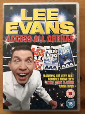 Lee Evans: Access All Arenas [DVD]