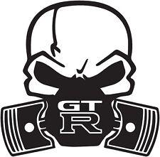 Lethal Threat Tank Tap Tank Protector Motorbike  Sticker Gas Mask LT70066