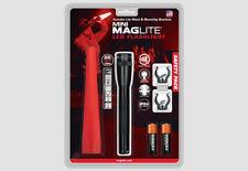 Maglite SP2201G Mini Mag 2-Cell LED Flashlight Safety Pack 97 Lumens Fireman