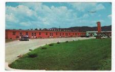 Williamsburg, New York,  View of Williamsburg Motor Court, 1965