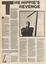 28/1/89Pgn23 Article & Picture Hippie Morales On His Dream Of The Turntable Orch