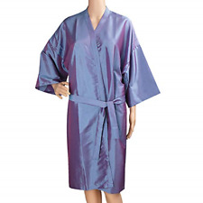 New listing Noverlife Salon Client Robe, Kimono Style Gown for Beauty Treatments, Adjustable