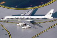 Aeroclassics ACN9608Z Douglas DC-8-55 House Color N9608Z Diecast 1/400 Jet Model