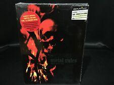 Metal Rules CD+VCD Venom Celtic Frost Kataklysm Napalm Death Dark Tranquillity