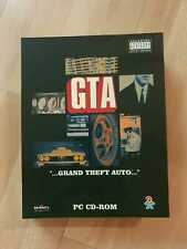 PC Game Retro Spiel: GTA (1) Grand theft auto