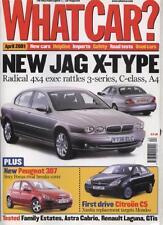 WHAT CAR? MAGAZINE - April 2001