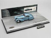 Minichamps 1:43 Bugatti Type 57SC Atlantic 1936 blue L.E. 1948 pcs.