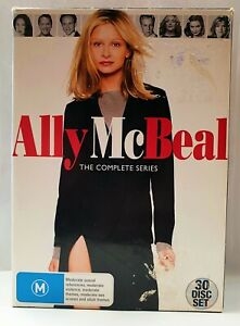 Ally McBeal The Complete Series DVD Season 1-5 30 Disc