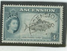 Ascension Stamps Scott #68 Used,Fine-VF (X4965N)