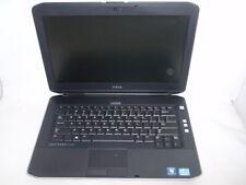 "Dell Latitude E5430 14"" Laptop 2.7 GHz i5-3340M 4GB RAM (Grade A No Battery)"