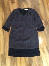 Gharani Strok London Size M. Black Dress