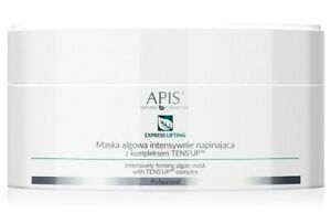 Apis Professional Intensively Firming Algae Face Mask with TENS'UP Complex 100g