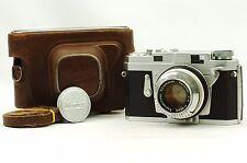 @ Ship in 24 Hours! @ Konica III 35mm Film Rangefinder Camera Hexanon 48mm f2