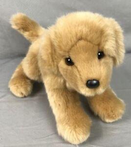 "Douglas Golden Labrador Retriever Puppy Dog stuffed animal plush 11"" Light Brown"