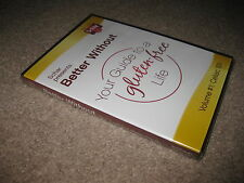 Schar: Better Without: Your Guide to a Gluten-Free Life Vol. 1 Celiac 101 NEW