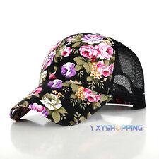 Mens Womens Snapback Hat Hip-Hop Adjustable Baseball Cap Sports Visor Sun Hats
