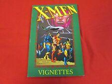 X-MEN VIGNETTES TPB GRAPHIC NOVEL OUT OF PRINT! UNREAD