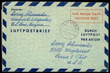 Germany MiLf1 Ii 100pf Hoosham-Ohio Cds CvÛ100 Frankfurt Backstamp (16.10.48)