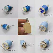 20/25/35/40mm Ceramic Disc Core Smooth Cartridge Mixer Faucet Tap Accessor Valve
