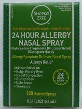 Fluticasone Propionate 24Hr Allergy Nasal Spray 120 Metered Sprays (50mcg/spray)