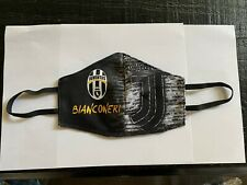 juventus  mask  handmade washable reusable mouth and nose cover