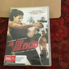 GINA CARANO, IN THE BLOOD DVD.
