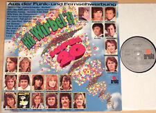 SUPER 20 - Hit-Wirbel '77 (Frank Zander, Daffi Cramer, D.J. Scott / LP vg++/m-)