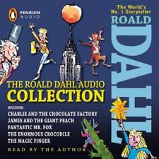 The Roald Dahl Audio Collection: Includes Charlie and the Chocolate Factory,