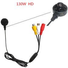 1300TVL Mini CCTV Infrared Night Vision DIY Camera SPY Hidden Wired IR Camera