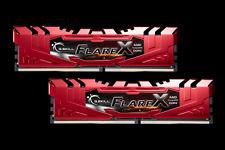 G.skill DDR4-2400 16GB(2x8GB)[Flare X ]F4-2400C15D-16GFXR Ryzen(A320/X370/B350)