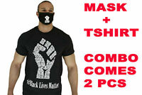 Black Lives Matter Shirt I Can't Breathe T-Shirt Resist BLM Protest T Shirt Say